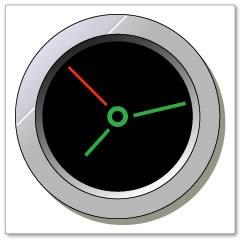 Silverlight起步[3]--使用Silverlight创建一个时钟