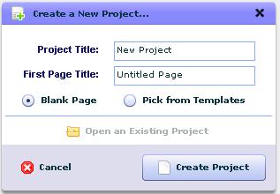 界面原型设计工具使用系列(二)-Lumzy